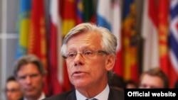 18 ноября господин Воллебек выступил с докладом о ситуации в Южной Осетии на заседании постоянного совета ОБСЕ в Вене