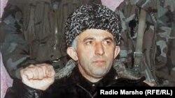 Масхадов Аслан