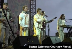 «Беларускія песьняры»