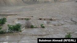 Pamje nga vërshimet e mëparshme në Afganistan