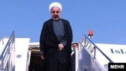 Президент Ирана Рохани прибыл в Хузестан