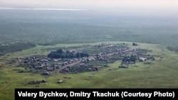 Төмән өлкәсендәге Кыскыркүл авылы