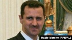 Сирийский президент Башар Асад.