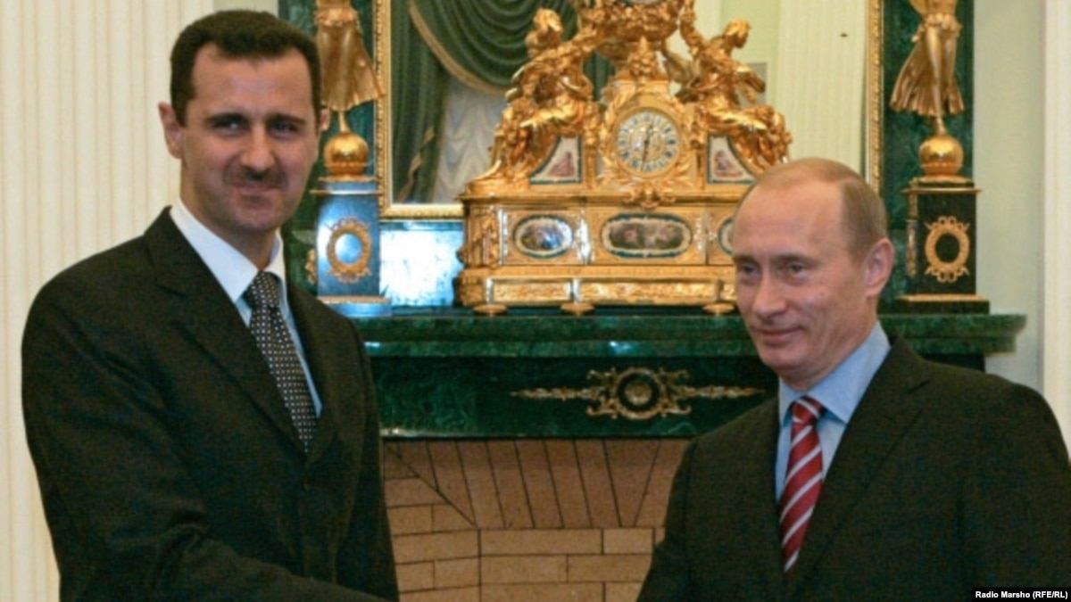 Global Witness: родственники Асада купили 19 квартир в Москве за 40 миллионов долларов