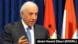 آشتي هورامي وزير الثروات الطبيعية في حكومة اقليم كردستان