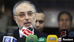 Iranian Foreign Minister Ali Akbar Salehi
