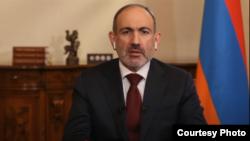 Nikol Pashinian BBC-yə müsahibə verir