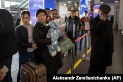 Kirgiskanska vlada kaže da je poslednjih nedelja pomogla povratak hiljada svojih građana.