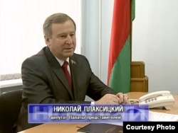 Мікалай Плаксіцкі. Фота http://skifmedia.by/
