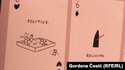 Crteži umetnika sa Islanda koji nisu samo komični