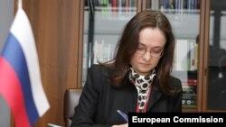 Эльвира Набиуллина, бывший министр экономического развития, с 24 июня возглавляет Центральный банк России