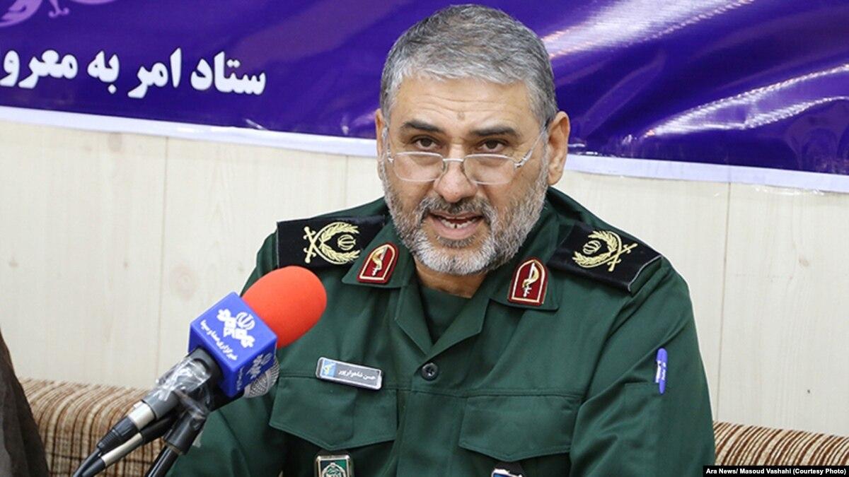 США ввели санкции против иранского генерала через репрессии против протестующих