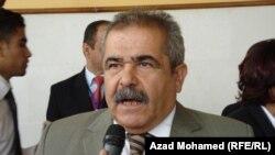 وزير الصحة في حكومة إقليم كردستان العراق الدكتور طاهر هورامي