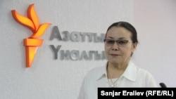 Ишенгүл Болжурова.