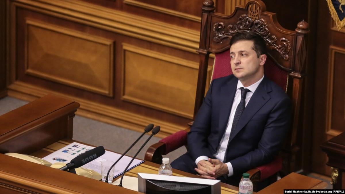 Зеленский: мы должны были реагировать на эффективность Кабинета министров