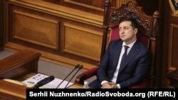 Деканоїдзе вважає, що у президента Зеленського є шанс, аби увійти в історію