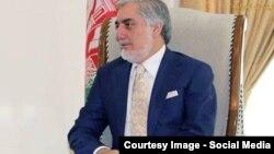 د حکومت اجرائیه رئیس عبدالله عبدالله