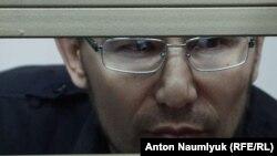 Емір-Усеїн Куку на суді в російському Ростові-на-Дону. 31 січня 2018 року