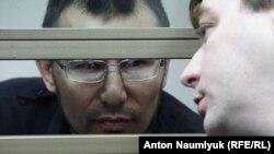 Эмир-Усеин Куку на судебном заседании. Ростов-на-Дону, январь 2018 года