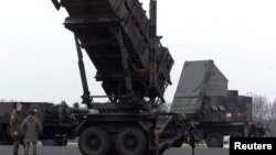 """Немецкий зенитно-ракетный комплекс """"Патриот"""". Иллюстративное фото."""