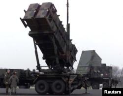 «Patriot» raketləri
