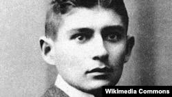 Писатель Франц Кафка