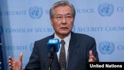 تادامیچی یاماموتو نماینده خاص سرمنشی سازمان ملل متحد برای افغانستان