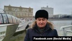 Улан Жаанбаев.