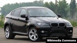 BMW X6 ավտոմեքենա, արխիվ