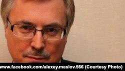 Китаист Алексей Маслов