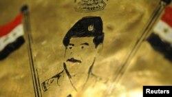Изображение Саддама Хуссейна