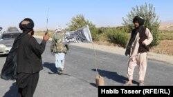 طالبان شاهراه کندهار-کابل
