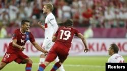 بازی چک و لهستان