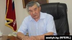 Үсөн Сыдыков, Бишкек, 19-июнь, 2012.