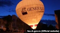 Фестиваль повітроплавання «Крымская Весна» у Феодосії