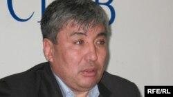 Саясаттанушы Бөріхан Нұрмұхамедов.
