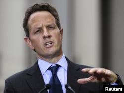 Timothy Geithner, guverner Centralne banke SAD, Washington, 15. jul 2010.