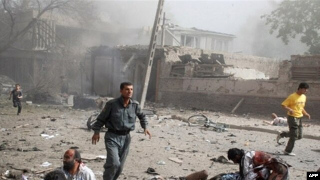 The ISI has been accused of being behind the July 7 embassy bombing in Kabul.