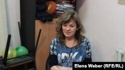 Елена Билоконь, основатель группы взаимопомощи людям, живущим с ВИЧ.