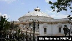 Зградата на парламентот во Каиро