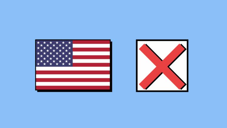 Нет, вы не сможете участвовать в конкурсе на грин-карту (ВНЖ) в США