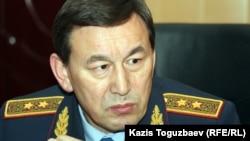 Қалмұханбет Қасымов, Қазақстанның ішкі істер министрі. Жаңаөзен, 18 желтоқсан 2011 жыл