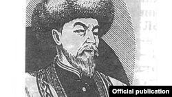 Калыгул Бай уулу (1785-1855). Сүрөт Кыргыз тарыхы энциклопедиядан алынды.