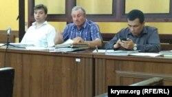 Заседание суда по «делу Семены», 3 августа 2017 года