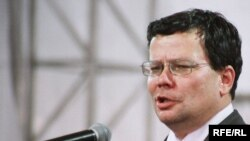 Czech Deputy Prime Minister Alexandr Vondra
