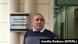 Fuad Ağayev, 27 sentyabr 2017