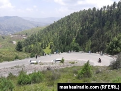 A scenic view of the Shawal region of North Waziristan. (file photo)