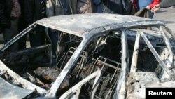 Последствия теракта в Дамаске 23 декабря 1022 года