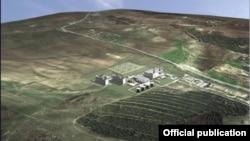 Проект строительства ТЭС на Федюхиных высотах