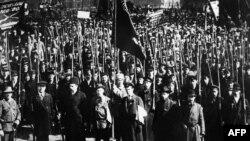1917 год, октябрь